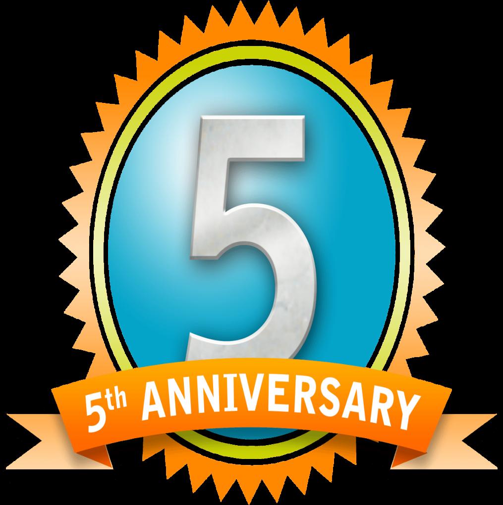 5 Year Anniversary BBQ
