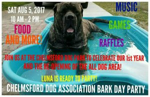 Bark Day Party