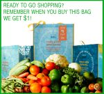Hannaford Bags for a Cause