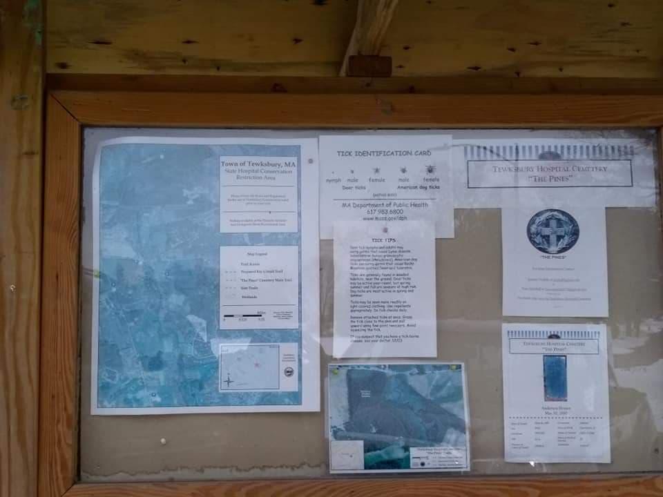 Kathy's Tips & Trails: Tewksbury State Hospital Trail