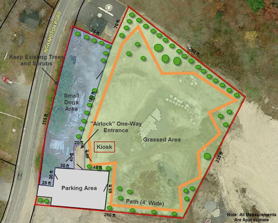 Richardson Road Proposed Dog Park
