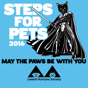 Steps For Pets 2016