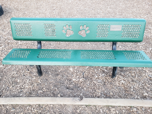 More Benches!