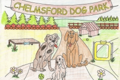 Dog Rally 2013 - Coloring Contest