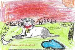 Dog Rally 2016 – Coloring Contest