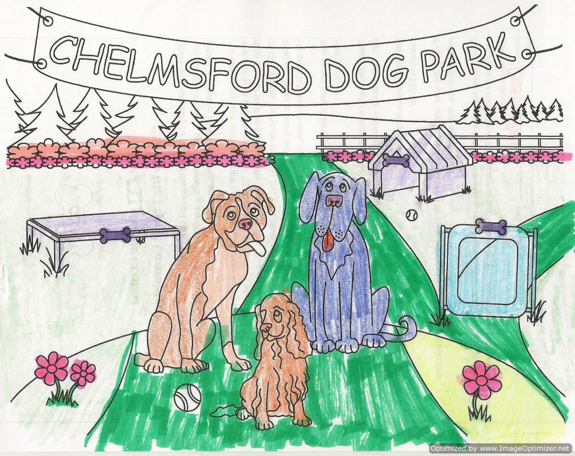 Howl\'ween 2013 – Coloring Contest – Chelmsford Dog Association